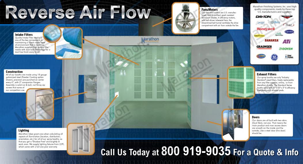 Spray Booth Wiring Diagram - Schematic Diagrams