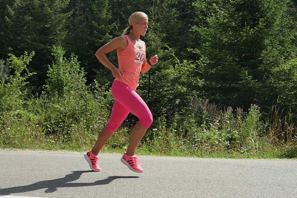 Pobjednica maratona 2016.
