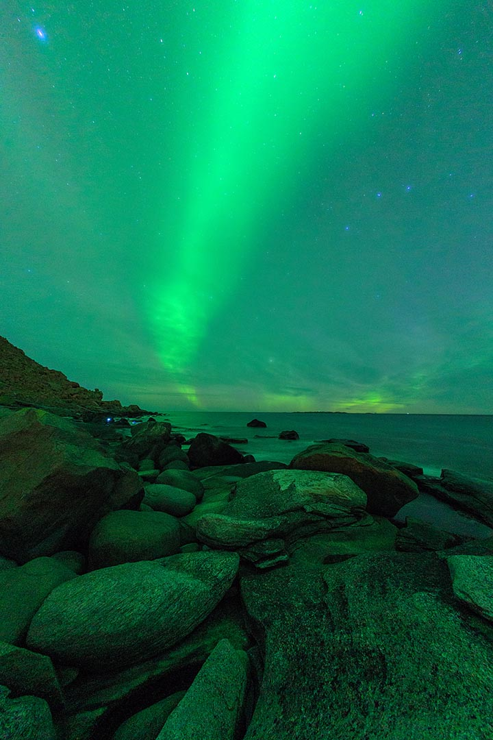 Lofoten Islands, Aurora