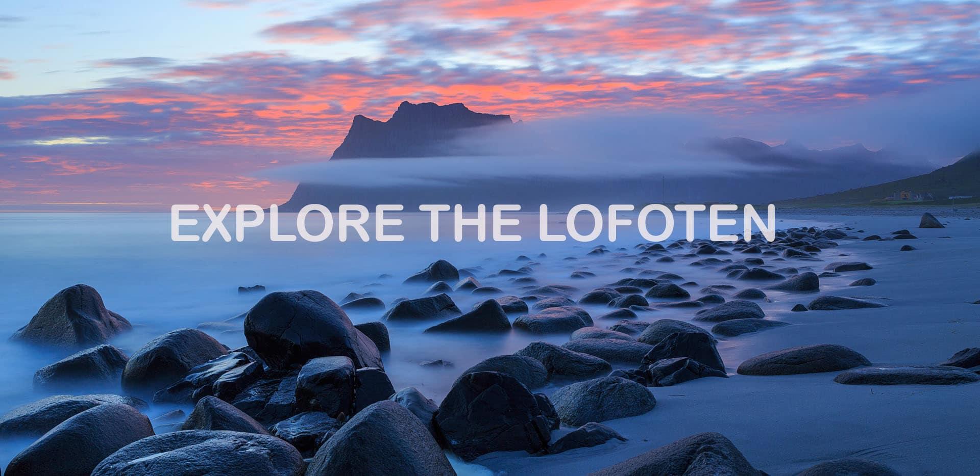 Explore the Lofoten, thavel resouce about Lofoten Islands