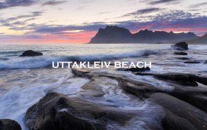 uttakleiv beach