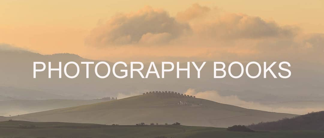 Photography books site cover