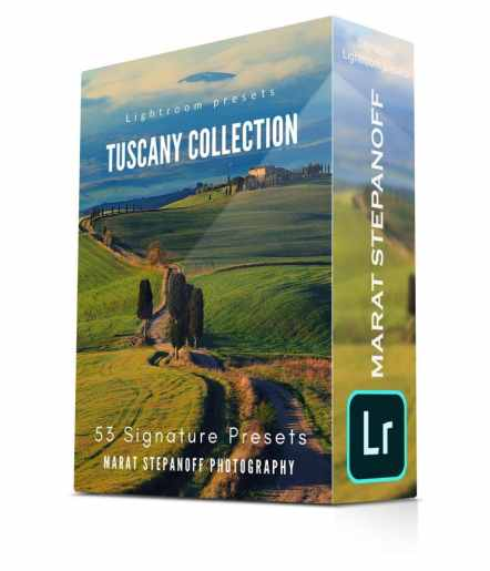 Tuscany Collection Lightroom Presets