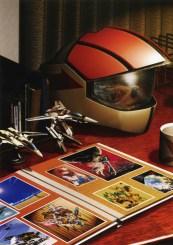 Robotech - Tenjin Hidetaka Art Works of Macross Valkyries (42)