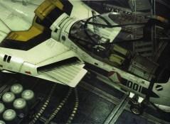 Robotech - Tenjin Hidetaka Art Works of Macross Valkyries (43)