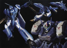 Robotech - Tenjin Hidetaka Art Works of Macross Valkyries (52)