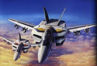 Robotech - Tenjin Hidetaka Art Works of Macross Valkyries (61)