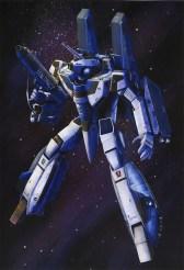 Robotech - Tenjin Hidetaka Art Works of Macross Valkyries (8)
