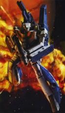 Robotech - Tenjin Hidetaka Art Works of Macross Valkyries (9)