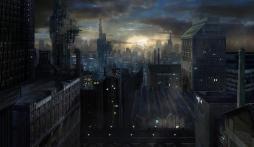 Concept Art Futuristic Cities (141)