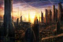 Concept Art Futuristic Cities (54)