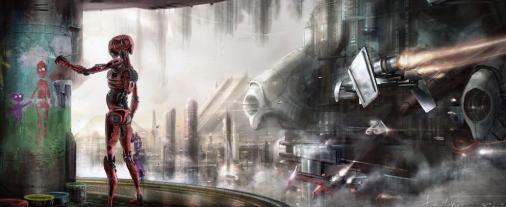 Concept Art Futuristic Cities (74)