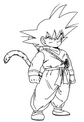 goku coloring pages (12)