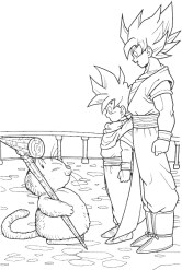 goku coloring pages (21)