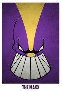 Superheroes and villains minimal art posters (19)