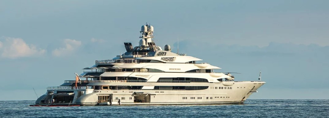 Yacht Ocean Victory