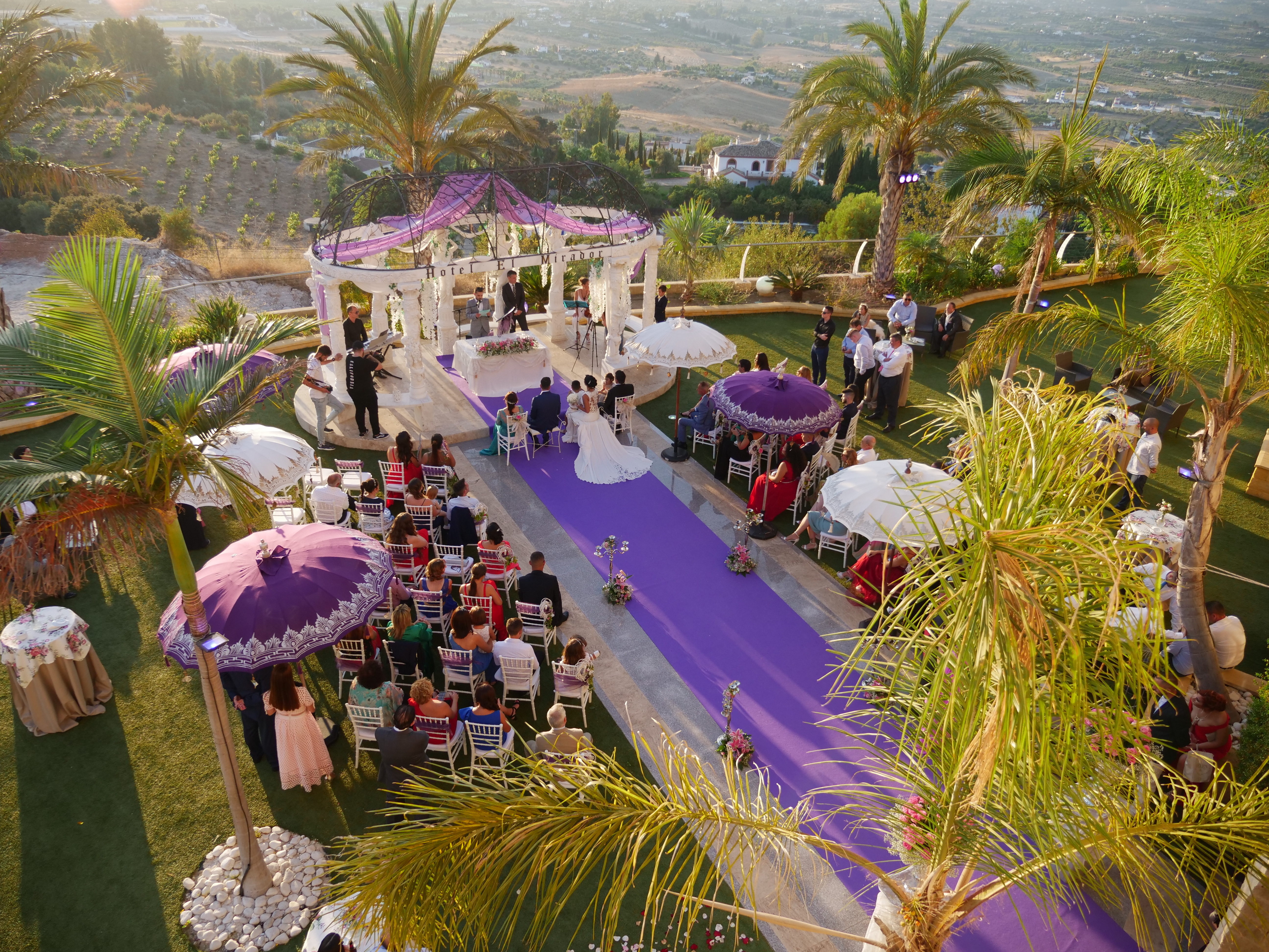 Weddings and Events in Marbella
