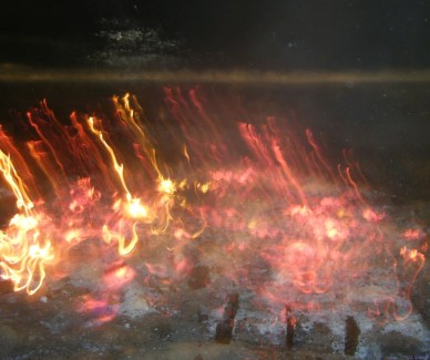 dying embers - out with the old and in with the new!