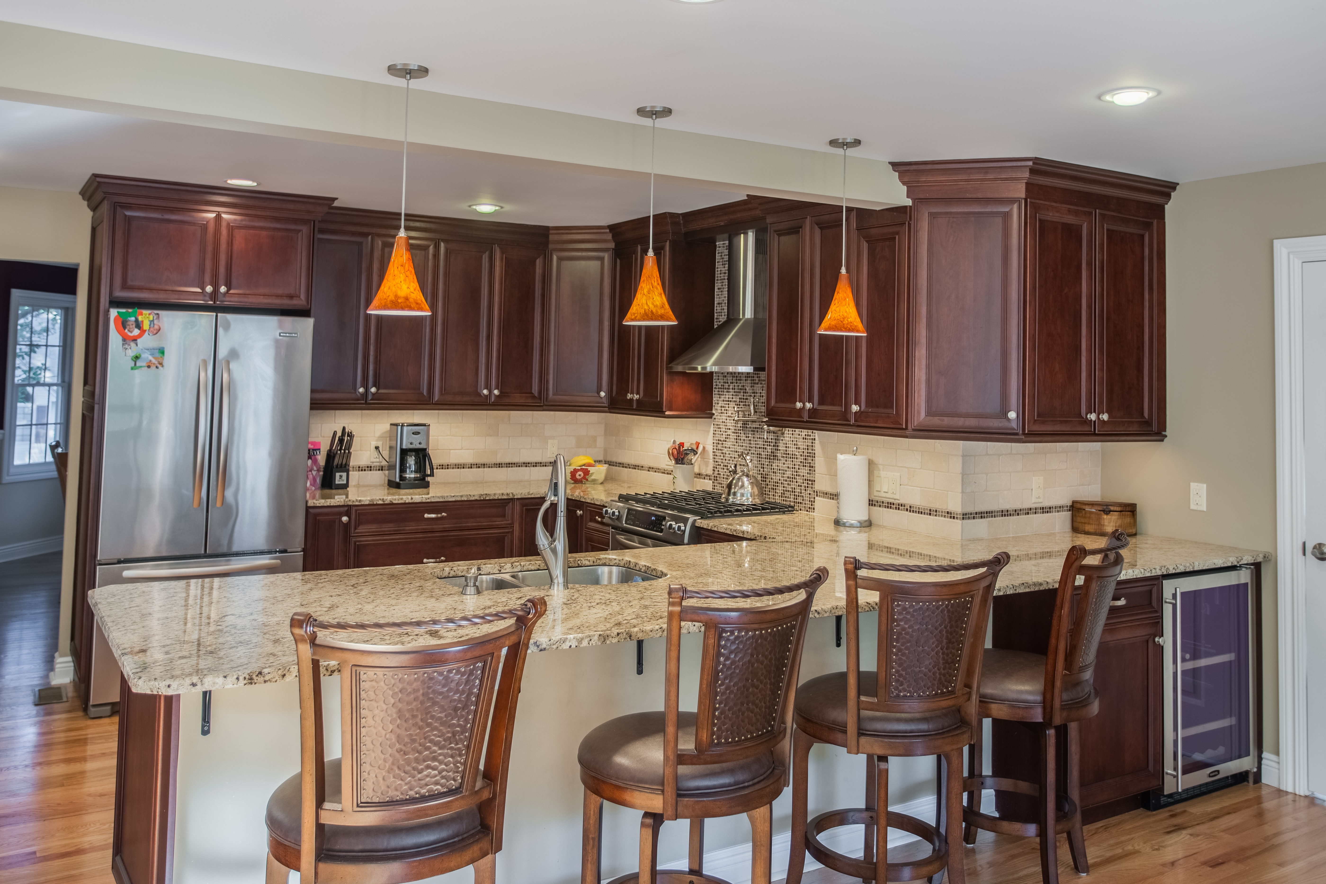 The Top 5 Granite Countertops To Complement Cherry