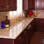 Giallo Ornamental Granite Kitchen Counters Marble Com