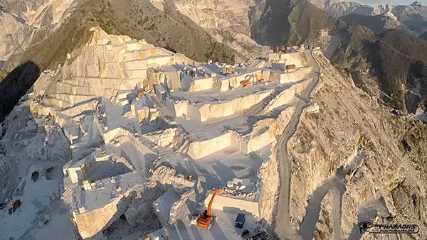 White quarry