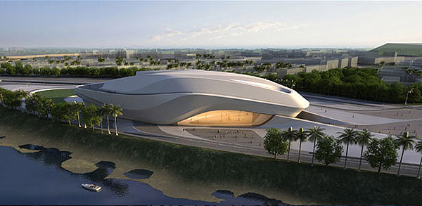 Rabat Grand theatre