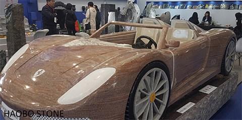 Haobo stone car