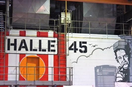 Mainz - Halle 45