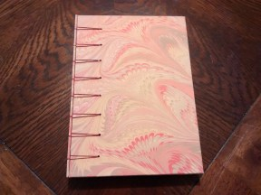 Secret Belgian Binding journal