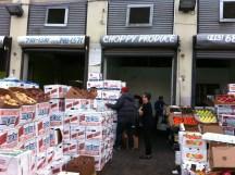 5 choppy produce