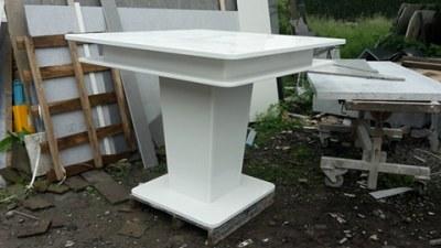 Table PureWhite