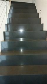 Escalier BlockGris