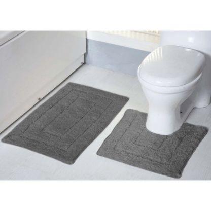 tufted-bath-mat-set-charcoal