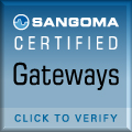 Sangoma Certified Gateways