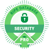 RIPE Database Security Pro