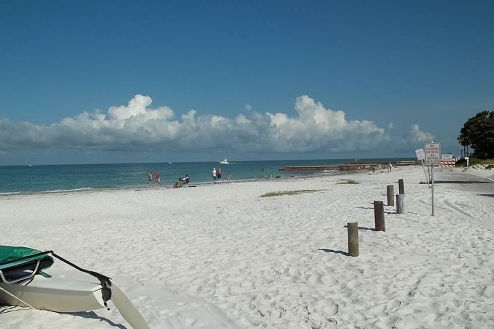 Sarasota FL Sanderling Beach Club