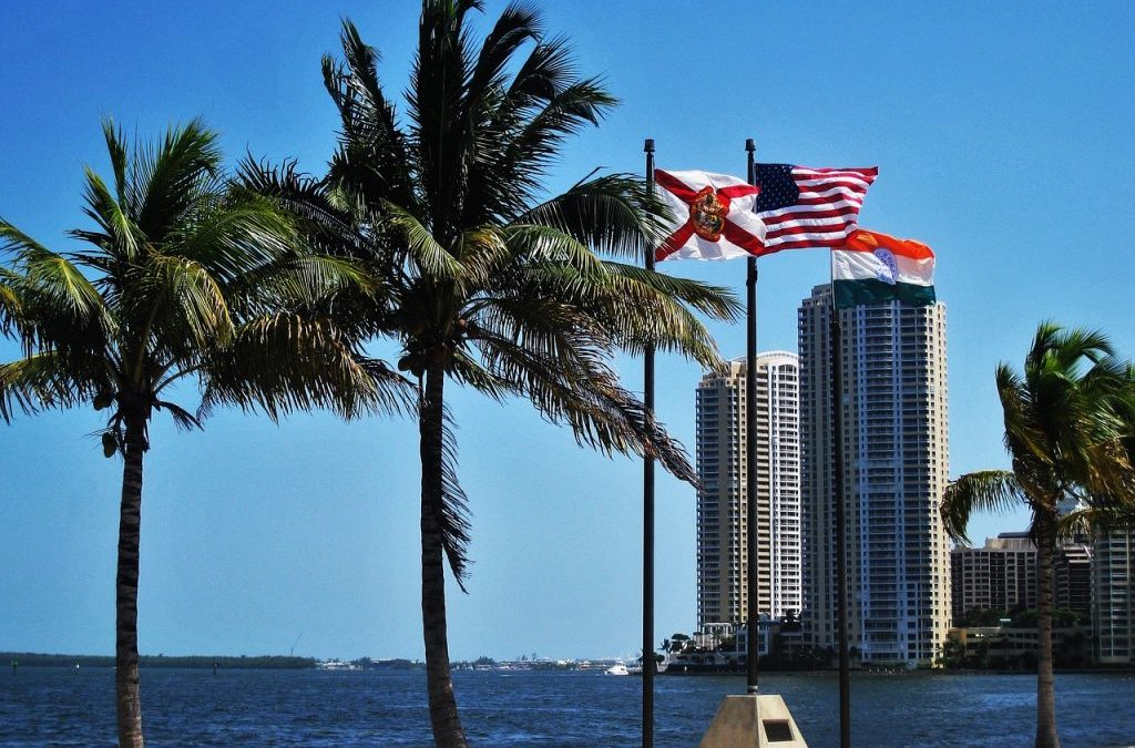Florida in Top 10 For Jobs!  Is your Judgment now collectable?