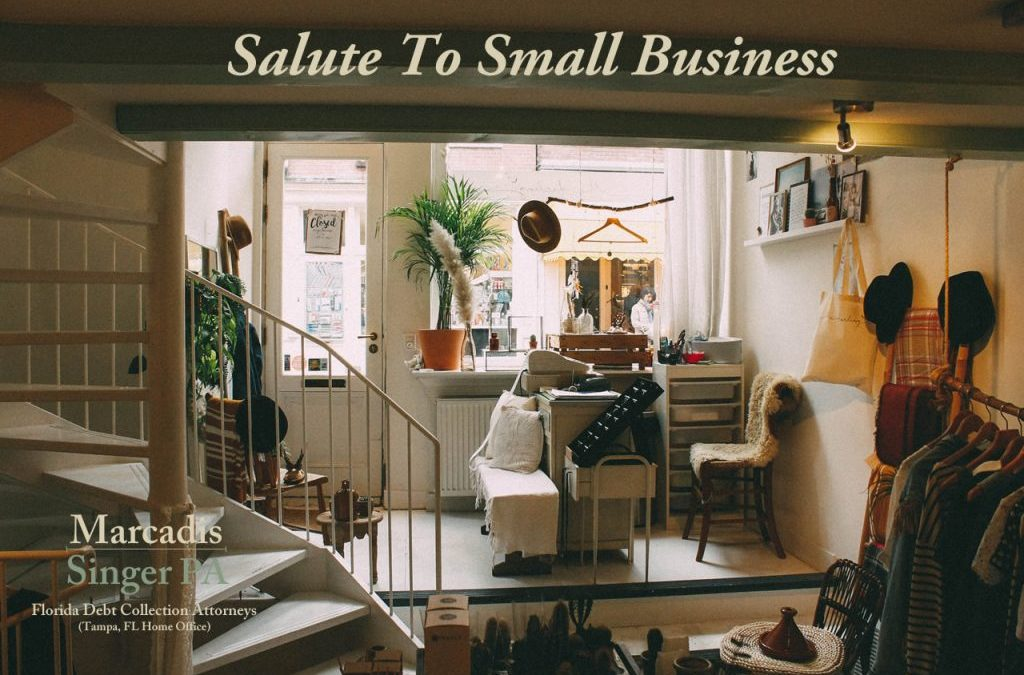 Salute To Small Business – A Mini Series