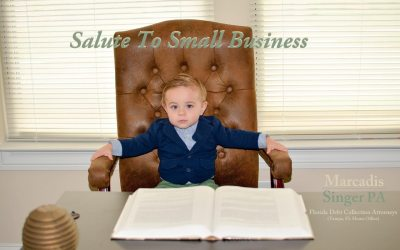 Small Business Salute.  Greatest Operating Issues