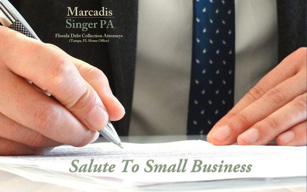 Small Business Statistics –  Taxes – Marcadis Singer