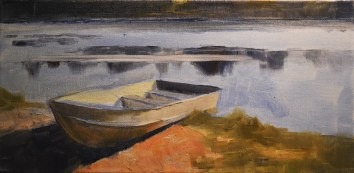 McMullen's Boat 7x14 $175