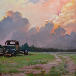Put out to Pasture 24x36