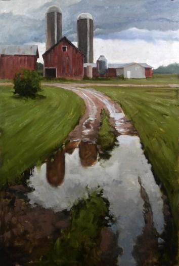 Lind Farm 20x30- $1200