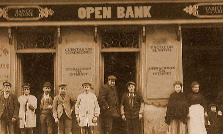 Openbank el banco online que se fund en 1879 for Open bank oficinas