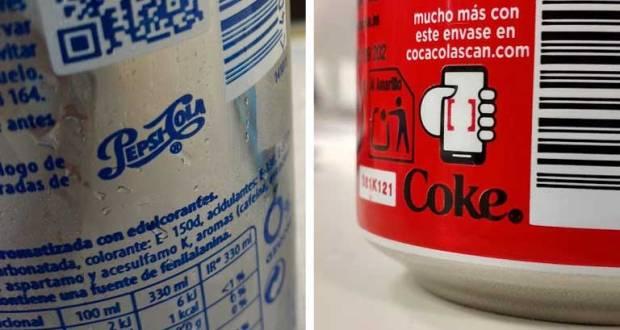 Por qué las marcas Coke y Pepsi-Cola siguen apareciendo en