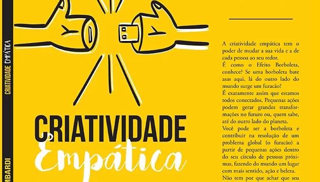 Editoração e Arte para Livro / Book design: Criatividade Empática