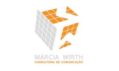 Criação de Logo / Logo creation: Márcia Wirth – Assessoria de Comunicação