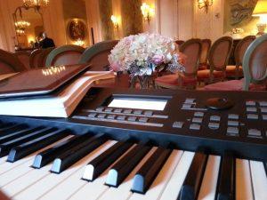 Wedding Ceremony Music Alhambra Pianist
