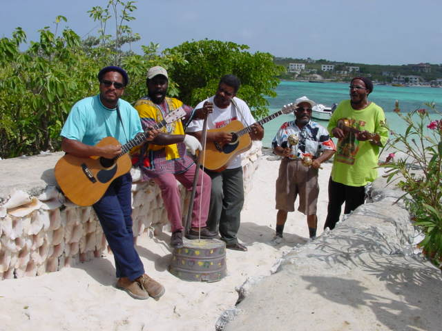calypso singers image
