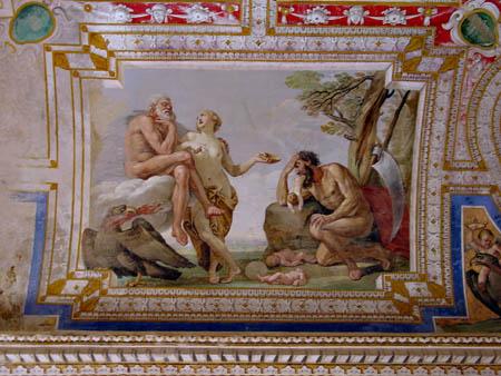 ceiling art image